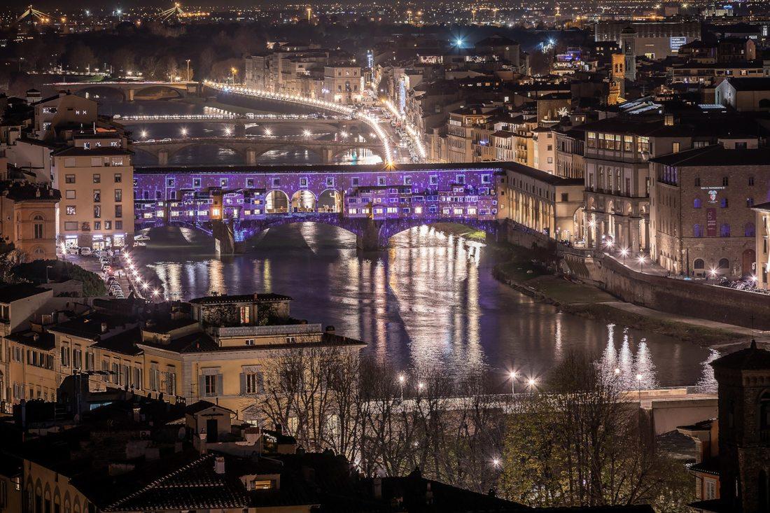Sight, dalla selva oscura alla luce - Firenze Light Festival 2020