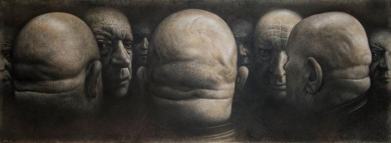 Storie di uomini e ombre. Opere 1999-2019
