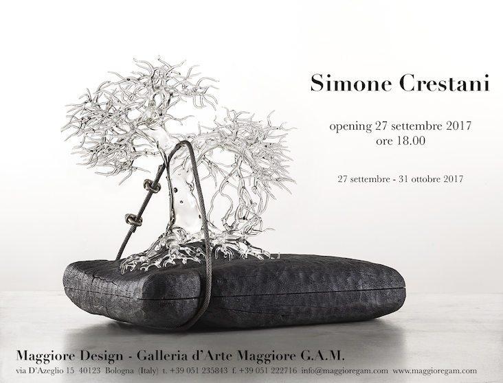 Personale di Simone Crestani