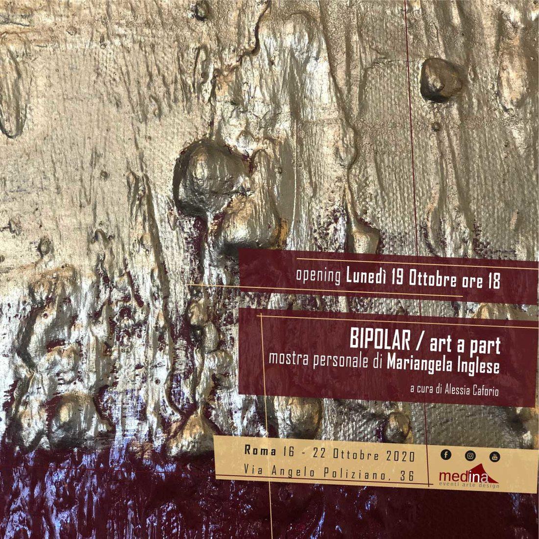 Bipolar | art a part - Mariangela Inglese