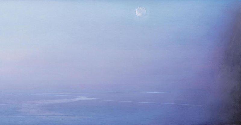 La pittura come il mare - Mostra Piero Guccione