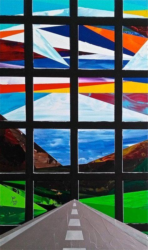 Oltre il muro: personale del pittore Pagano, in arte Pog alla Certosa di Parma