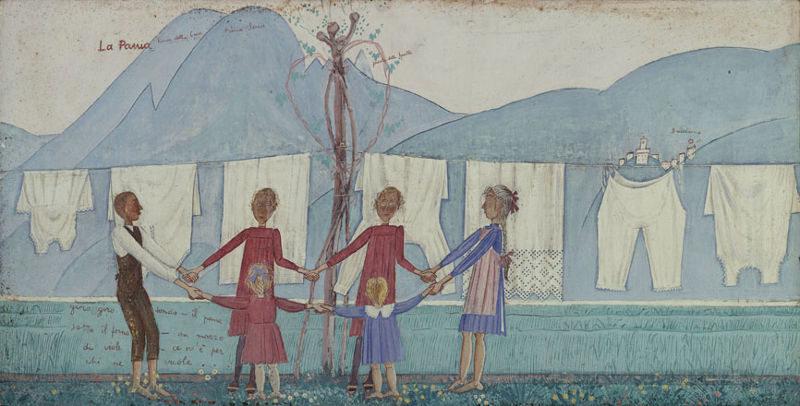 L'artista bambino, infanzia e primitivismi dell'arte italiana del primo Novencento