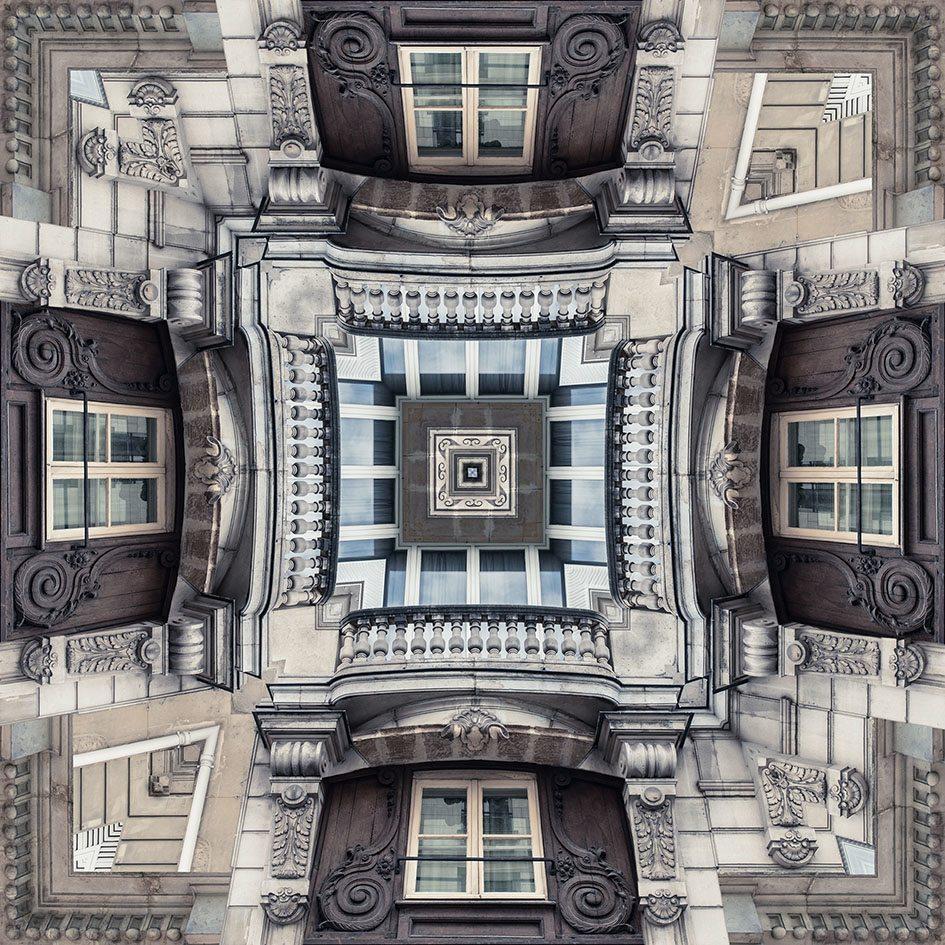 Davide Riccardo Weber. Paris, Les logements imaginaires