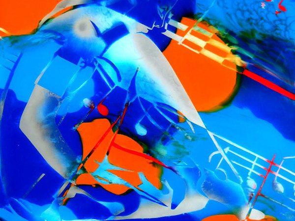 Alessandro Brentel - Viaggio nel colore dentro di me