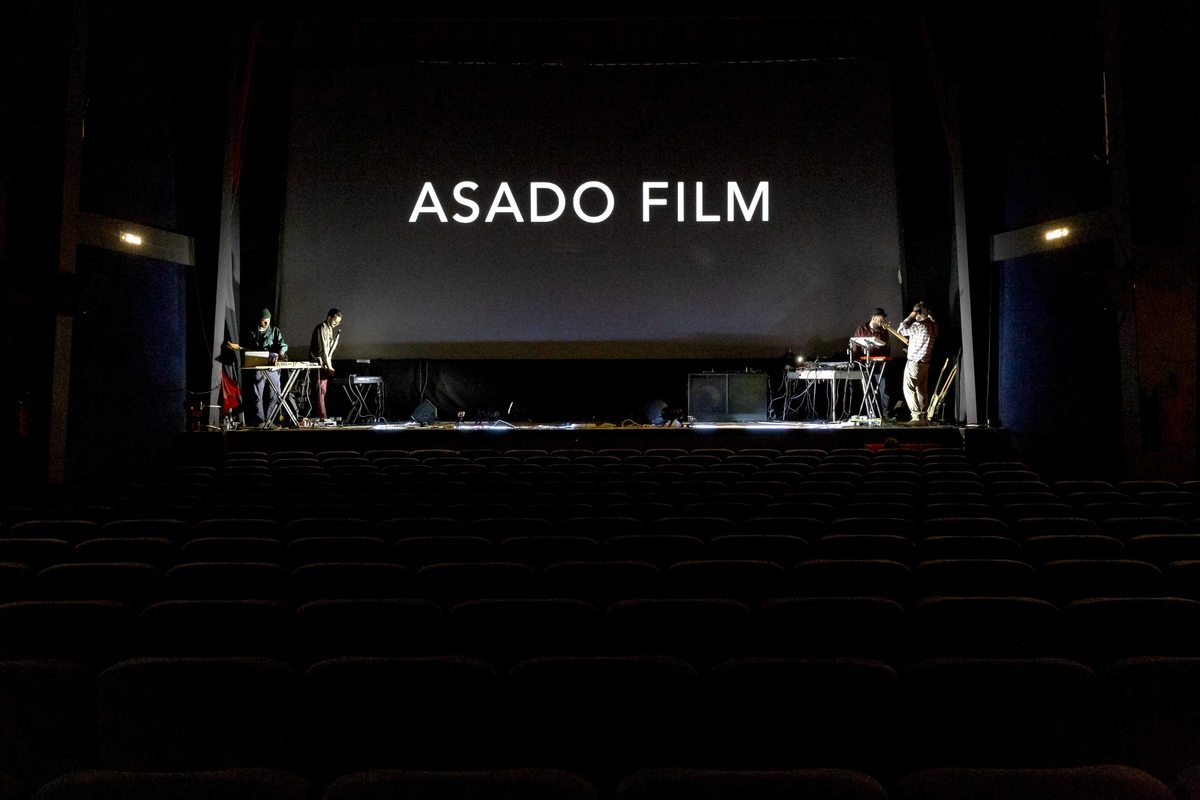 Asado Film presenta Rude Boys