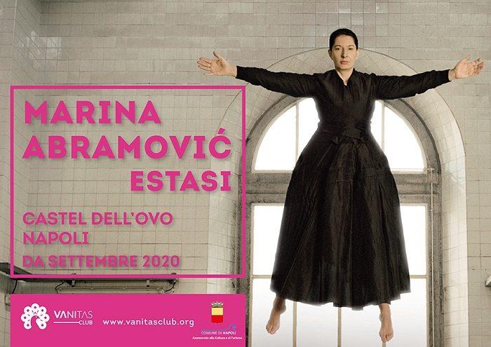 Marina Abramović - Estasi