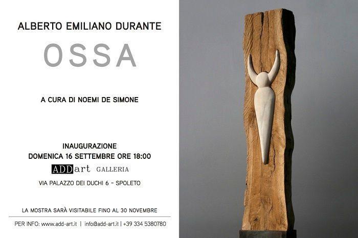 Ossa - Andrea Emiliano Durante