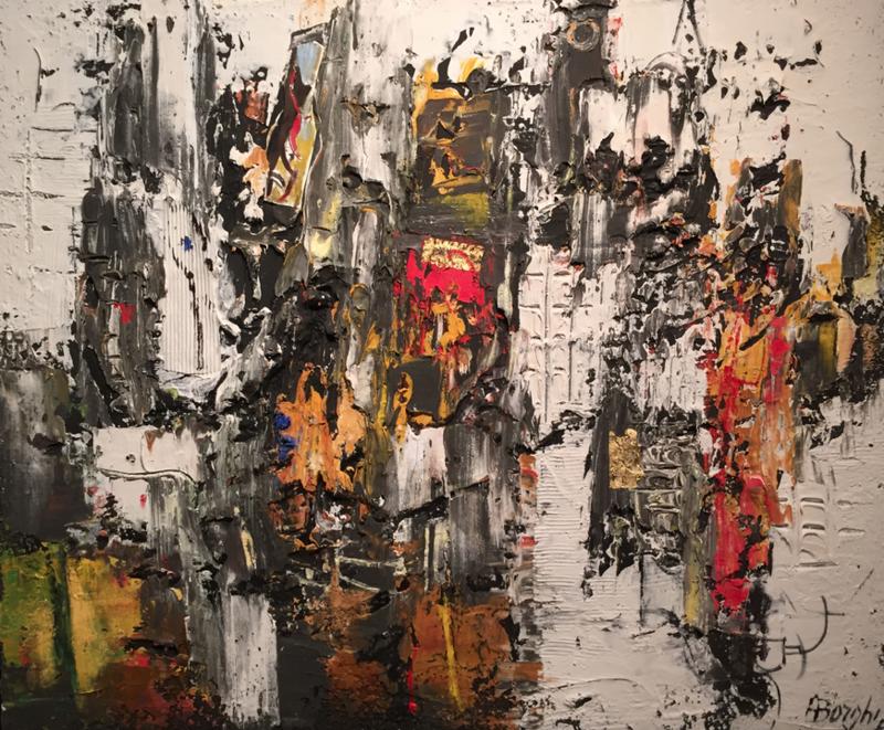 Alfonso Borghi - Sulle ali dello Spirito