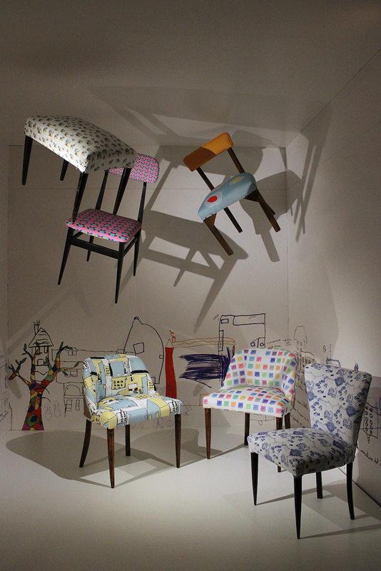 Il Tessuto fra Arte, Design e Impresa