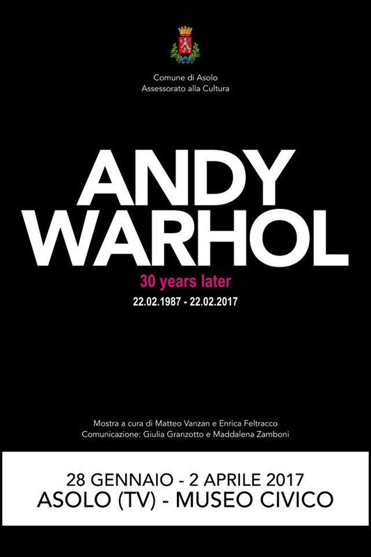 Andy Warhol - 30 years later