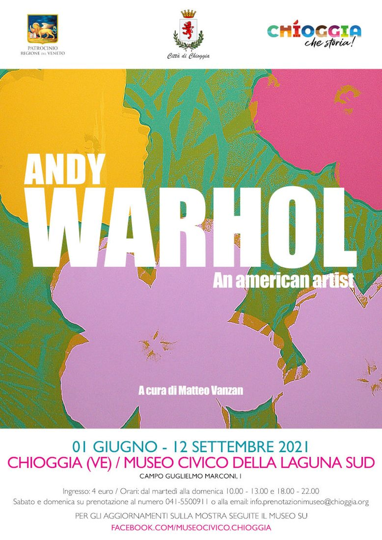 Andy Warhol - An american artist