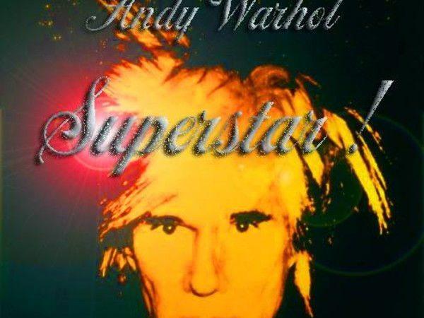Andy Warhol Superstar!