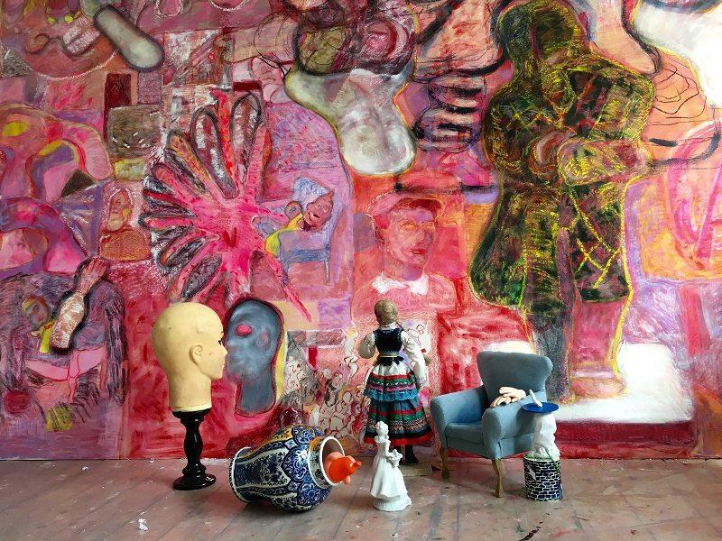 Pretorio Studio. Forme del tempo: Paola Angelini