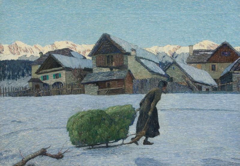 Anima bianca - La neve da De Nittis a Morbelli