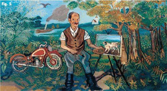Antonio Ligabue – L'uomo il pittore