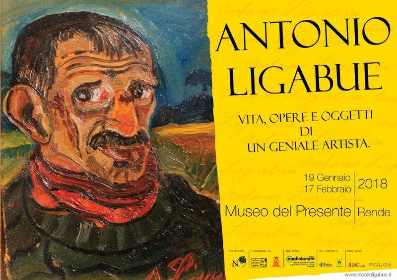 Antonio Ligabue - Vita, opere e oggetti di un geniale artista.