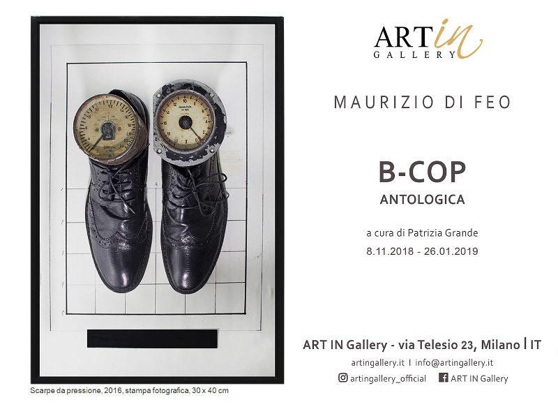B-COP - Maurizio Di Feo
