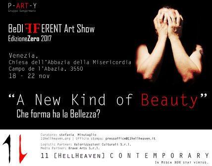 BeDifferent Art Show 2017