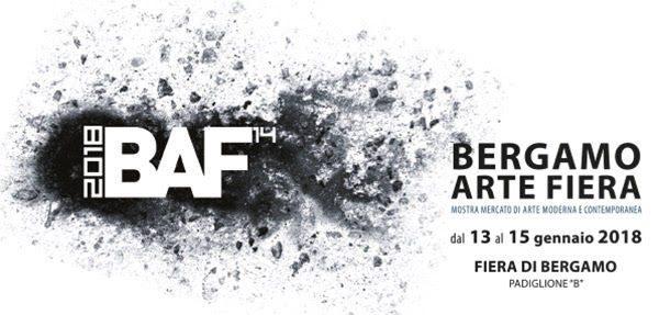 Italian Fine Art e Bergamo Arte Fiera 2018