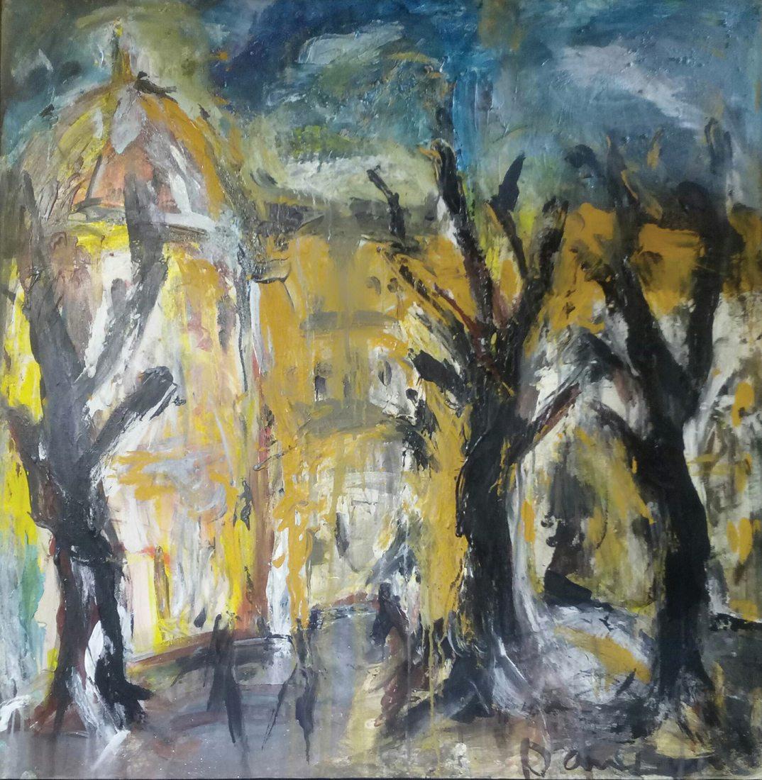 Bernard Damiano, dal Piemont a Paris - dal Piemonte al Parigi