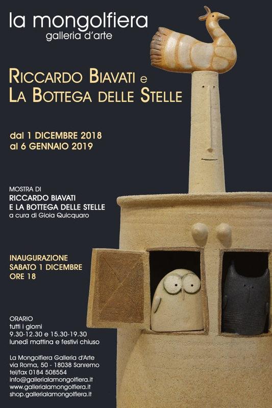 Riccardo Biavati e la Bottega delle Stelle