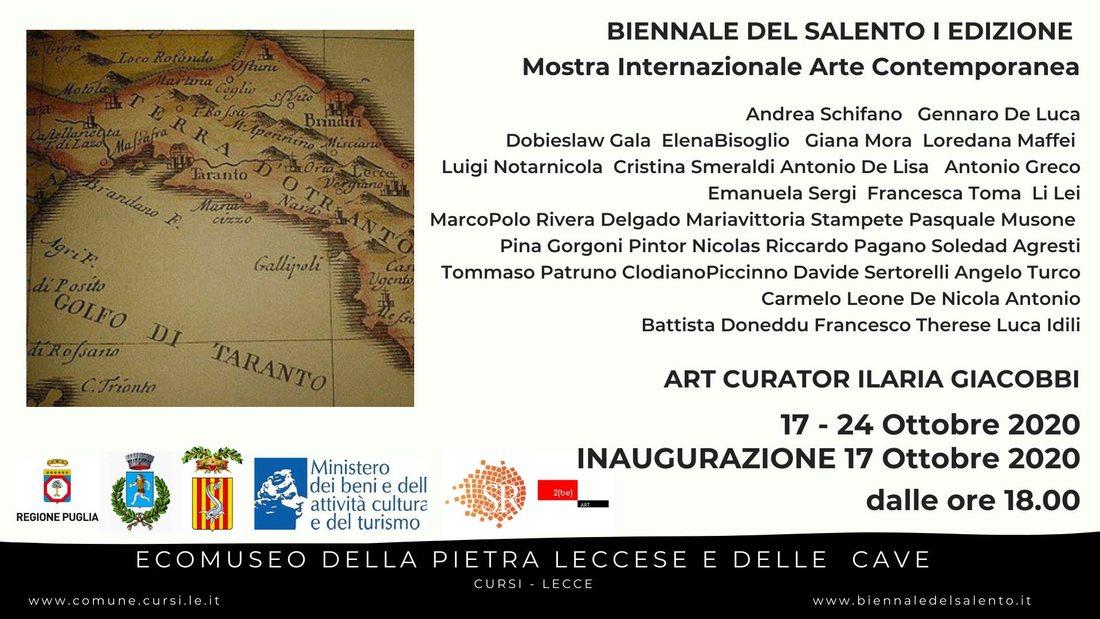Biennale del Salento - Mostra Internazionale arte contemporanea