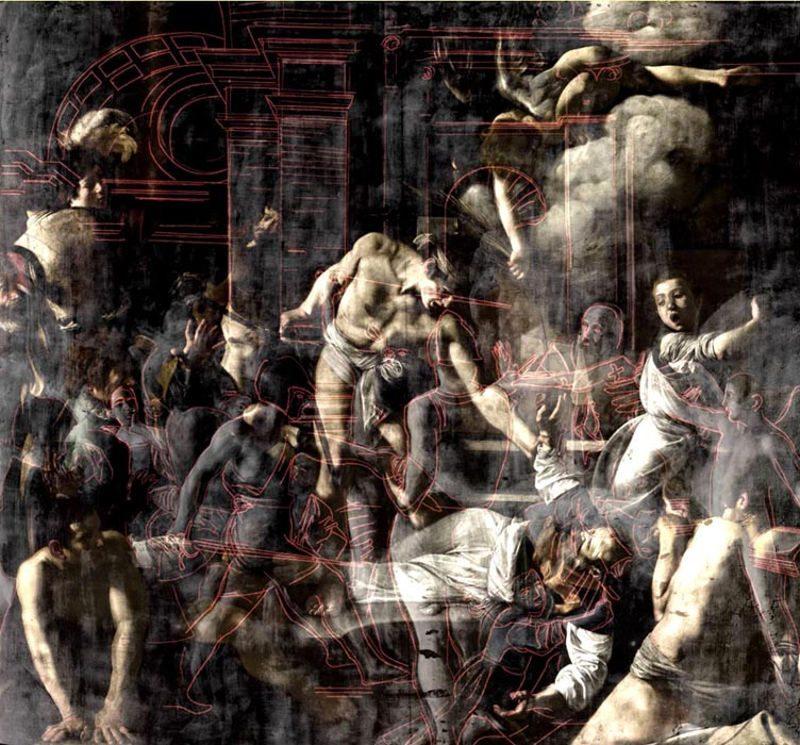 Caravaggio - Oltre la tela