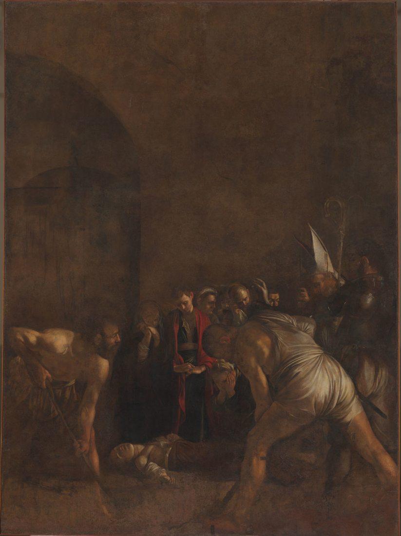 Caravaggio. Il contemporaneo