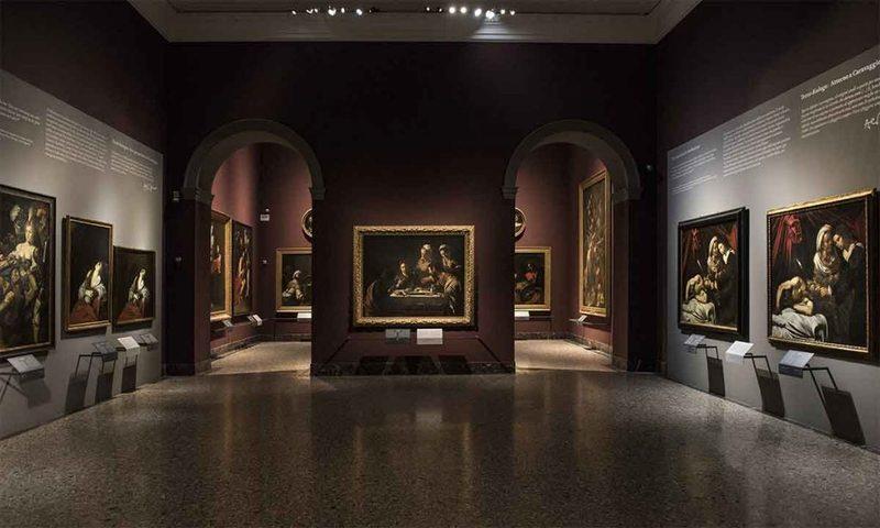 Attorno a Caravaggio (Terzo dialogo)
