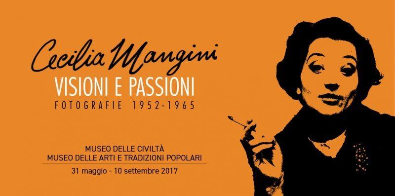 Cecilia Mangini - VISIONI E PASSIONI fotografie 1952-1965