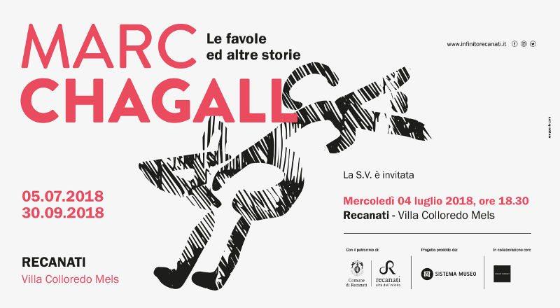 Marc Chagall - Le Favole e altre Storie