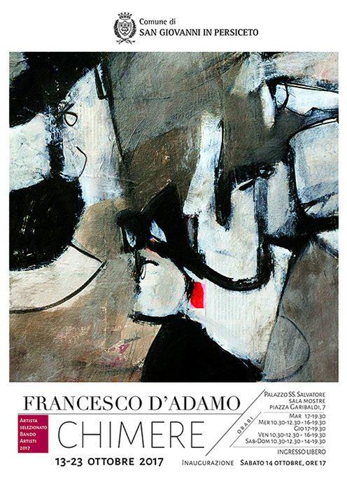 Chimere di Francesco D'Adamo