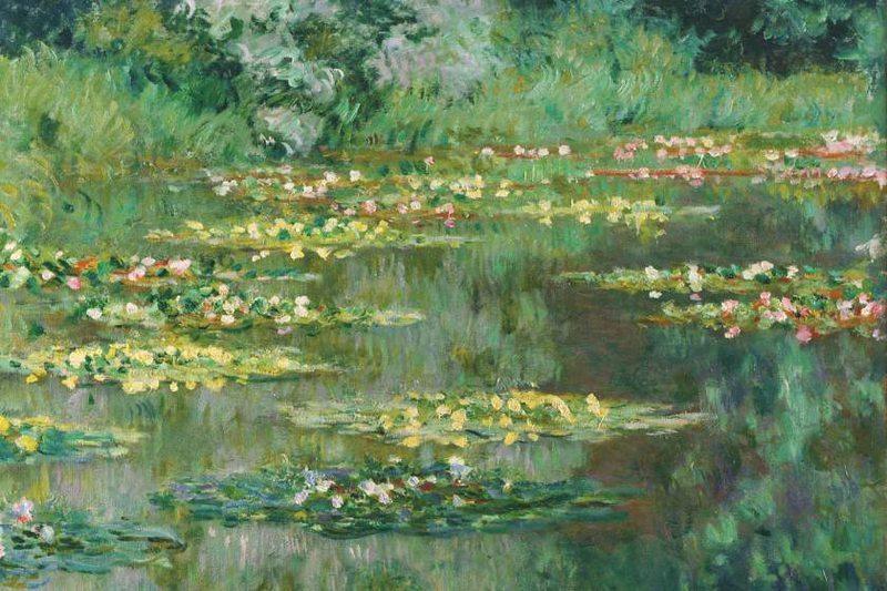 Le Ninfee di Monet alla Villa dei Capolavori