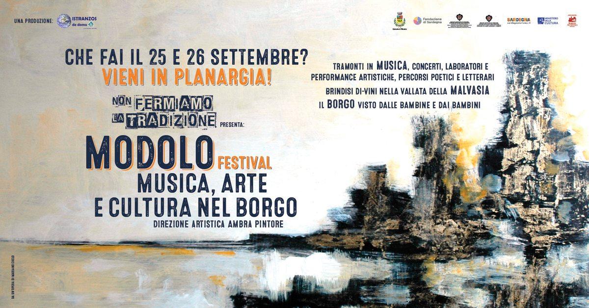 Modolo festival, musica, arte e cultura nel borgo