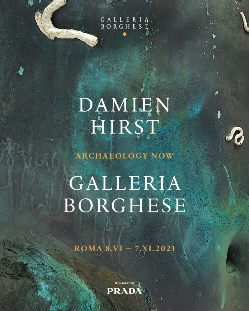 Damien Hirst. Archaeology Now