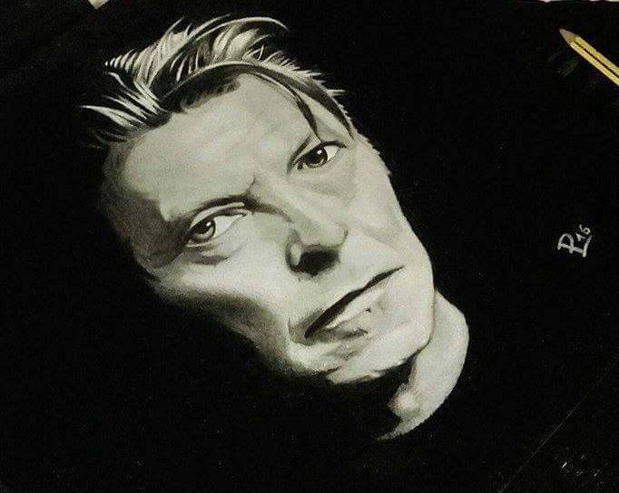 Bowie Blackstardust - una mostra per i 70 anni di David Bowie