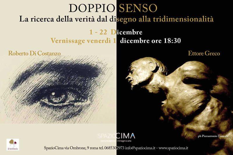 Doppio senso - Roberto Di Costanzo ed Ettore Greco