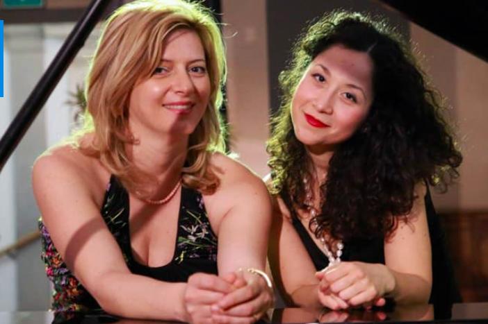 Concerto di Helga Pisapia & Rosangela Flotta a Locri