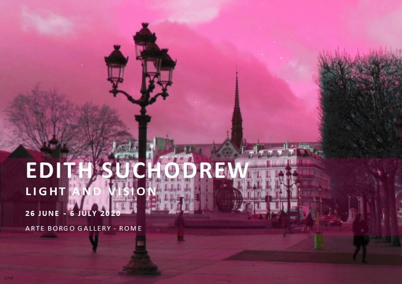 Edith Suchodrew - Light and Vision