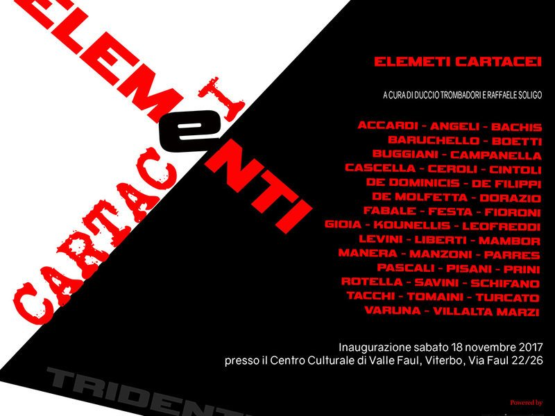 Elementi Cartacei - Ciclo Tridente 2.0