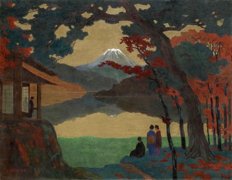 Giapponismo. Venti d'Oriente nell'arte europea. 1860 - 1915