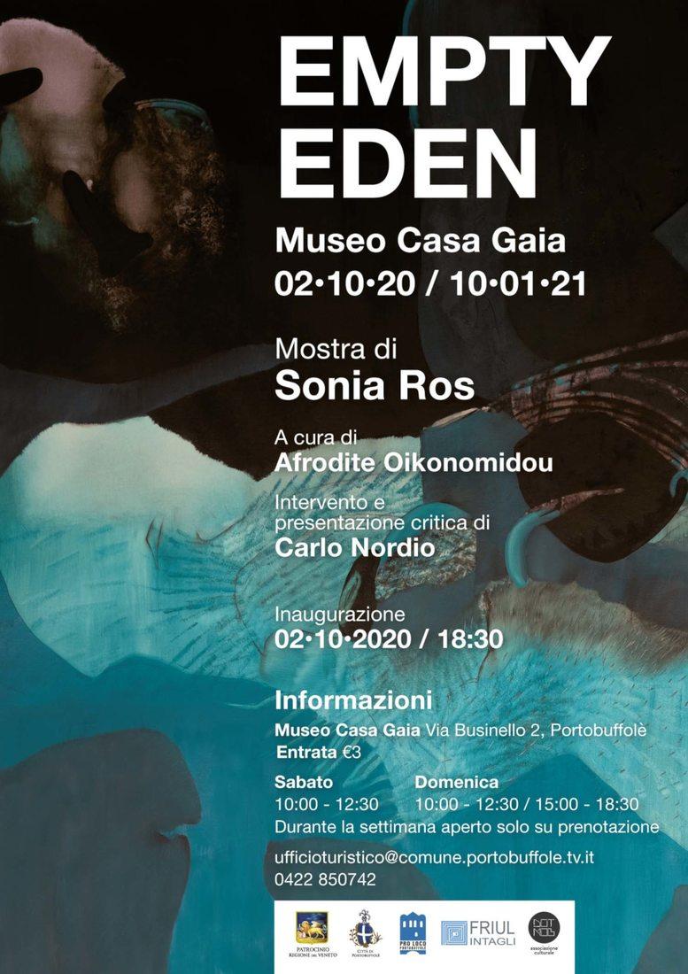 Sonia Ros - Empty Eden