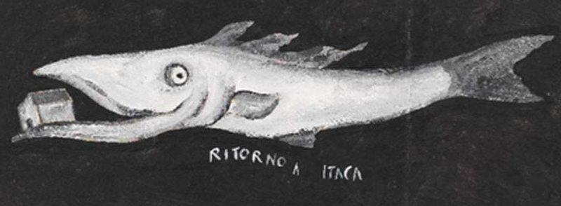 Ernesto Tatafiore - Ritorno a Itaca