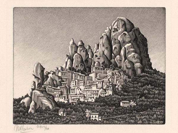 Escher. La Calabria, il mito