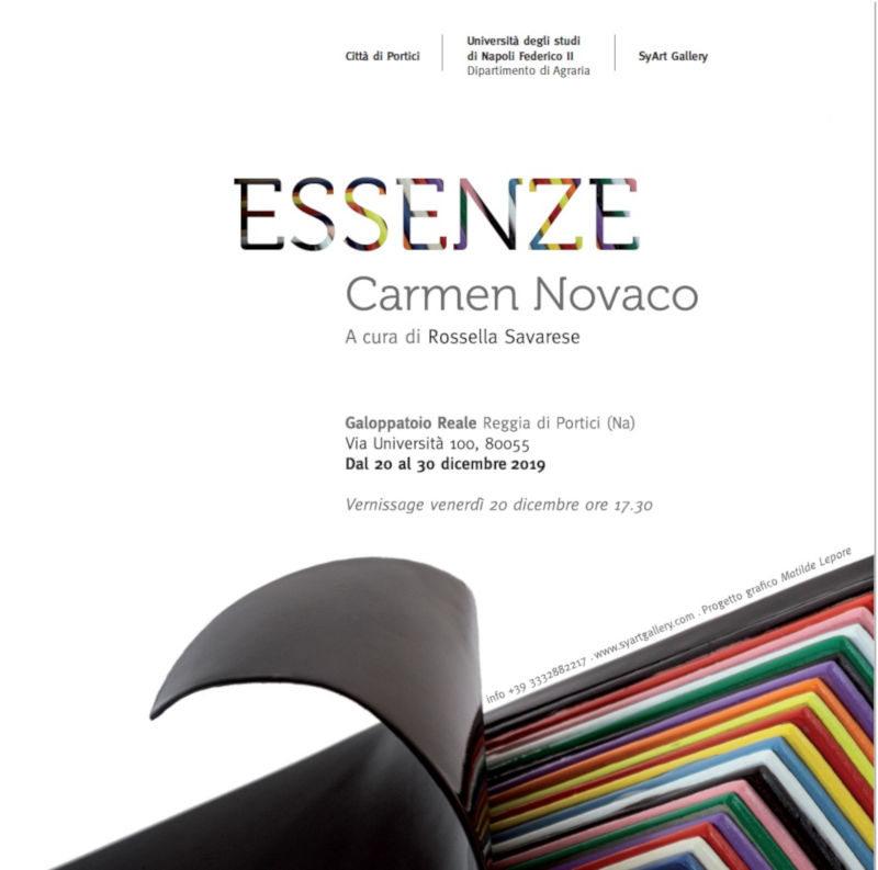 Essenze - Carmen Novaco