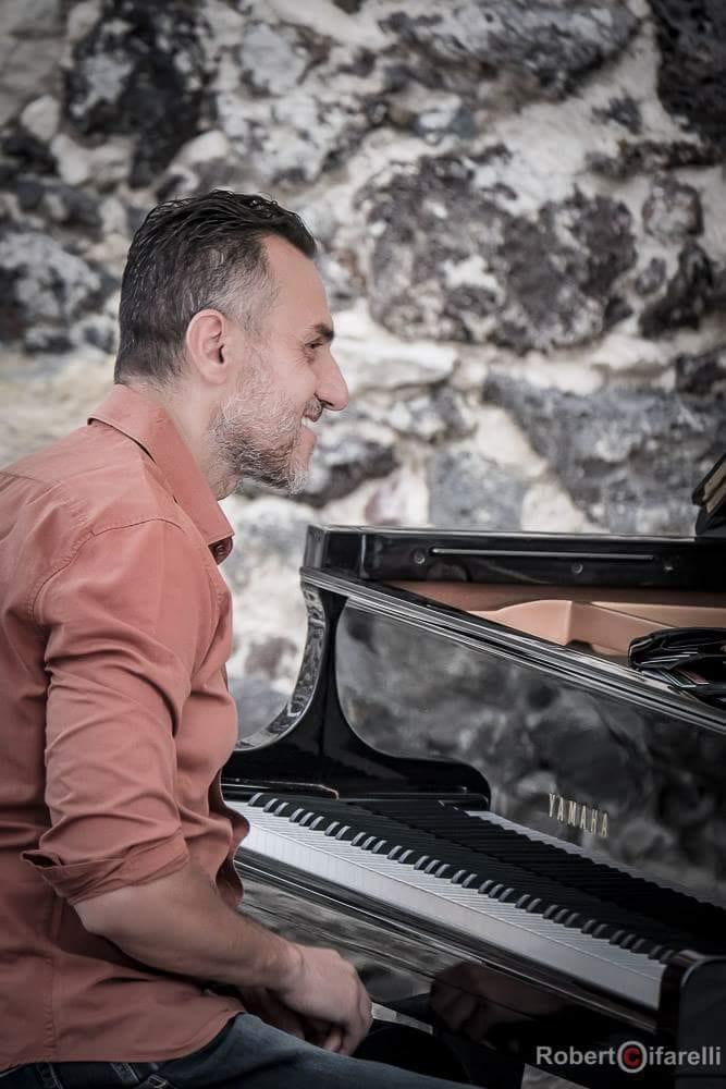 Recital del pianista Ettore Carucci all'Auditorium di Vibo Valentia