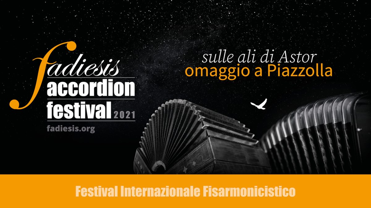 Fadiesis Accordion Festival 2021 a Matera