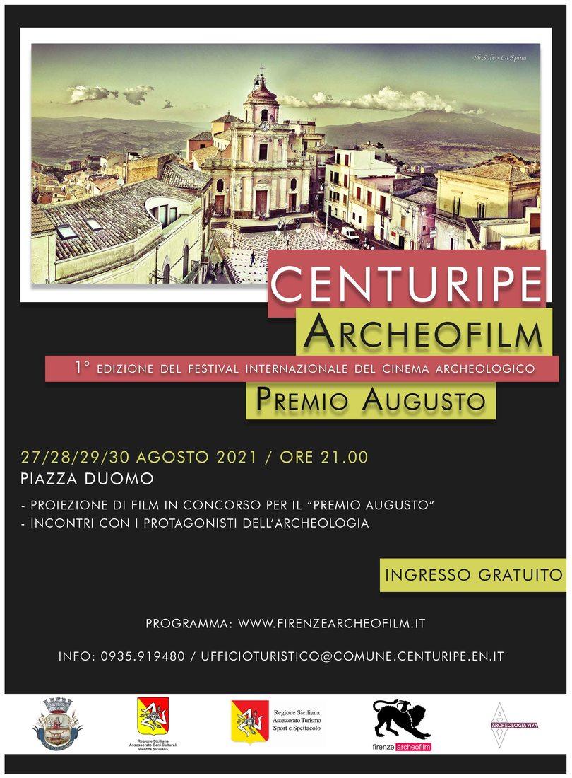 I° Festival Internazionale del cinema Archeologico Premio Augusto