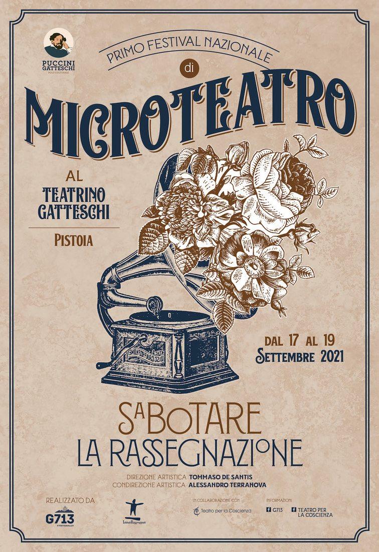 Primo Festival di Microteatro